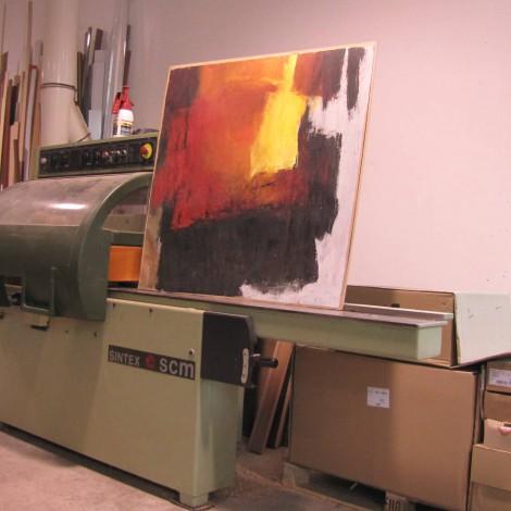 Simone SOUQUE : Peinture