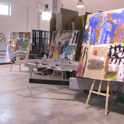 Jean-Luc LABAT : Peintures