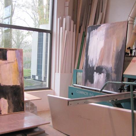 Simone SOUQUE : Peintures
