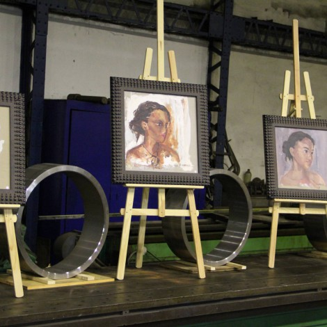 Anne ILDEFONSE : Peintures