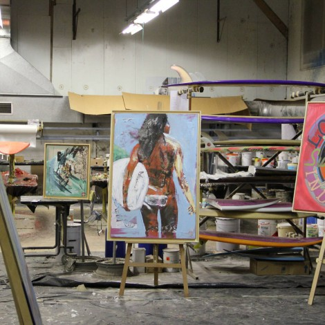 Isabelle TERESTCHENKO : Peintures