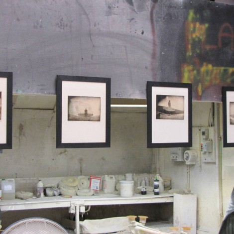 Photographies d'artistes