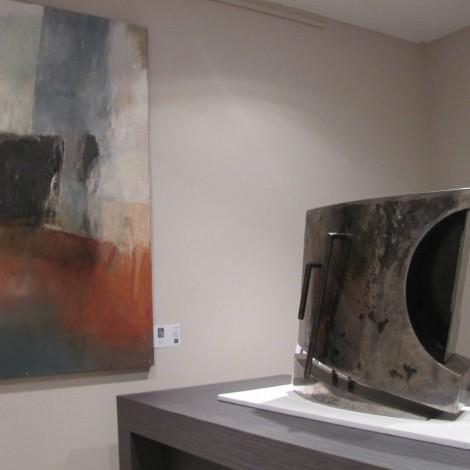 Simone SOUQUE : Peinture | Gilles PLANTADE : Sculpture métal