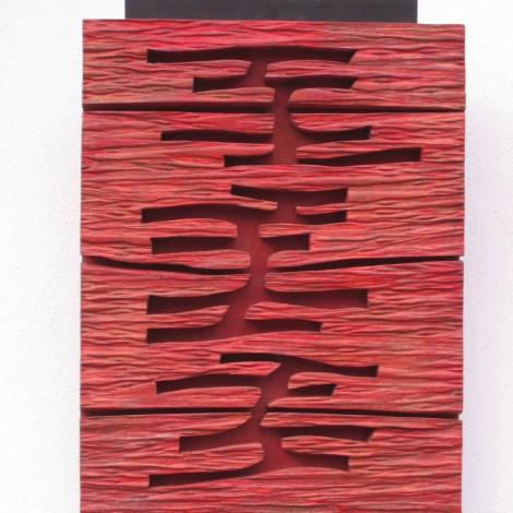 Christiane GIRAUD : Sculpture bois