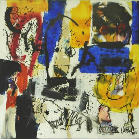 Jean-Luc LABAT : Peinture