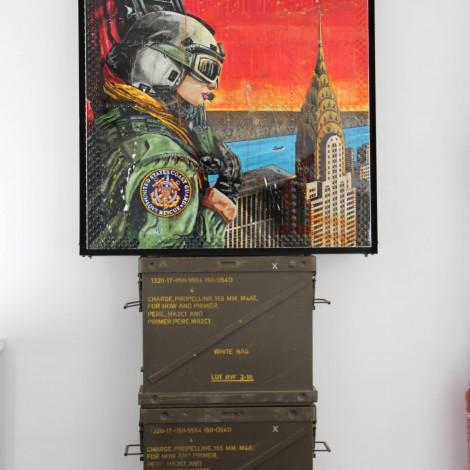 Jean-Manuel SOUMARÉ : Peinture