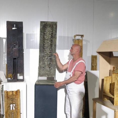 Fabiano BEVILACQUA : Sculptures Atelier