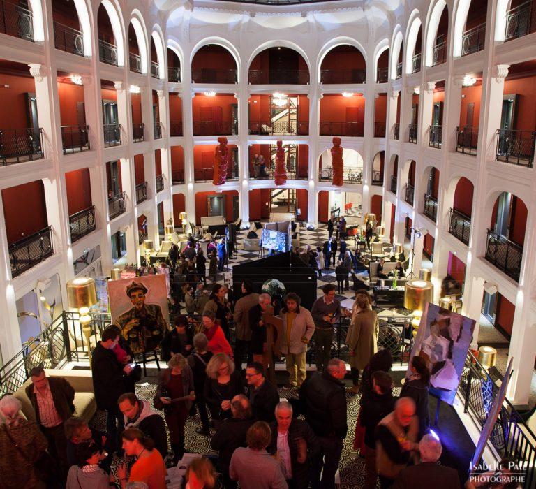 Evènement artistique Le Regina Biarritz en 2015 - la soirée -© Isabelle PALE