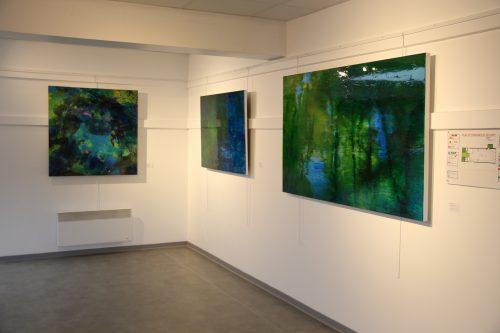 Exposition Michel BASSET Espace culturel Mendi Zolan à Hendaye 3