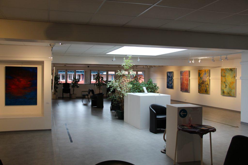 Exposition Michel BASSET Hendaye 2021