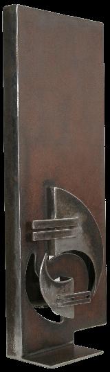 BEC-ET-ONGLE-sculpture de Gilles PLANTADE