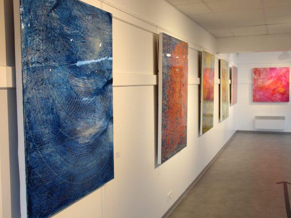 Exposition Michel BASSET Espace culturel Mendi Zolan à Hendaye 2